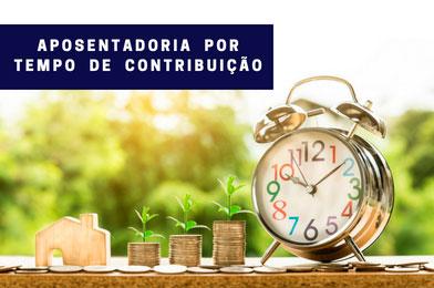 Benefício INSS Aposentadoria Por Tempo de Contribuição