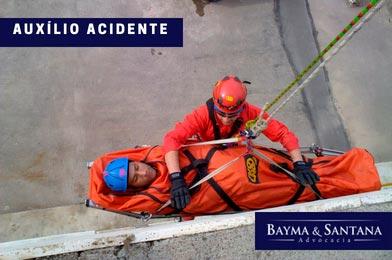 Auxílio Acidente decorrente de acidente no trabalho